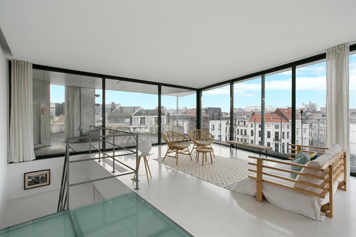 Makelaarskantoor De Meester, Appartement Penthouse te 2000 Antwerpen