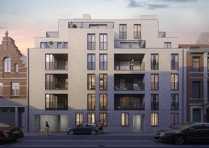 Makelaarskantoor De Meester, Appartement|Appartement te 2018 Antwerpen